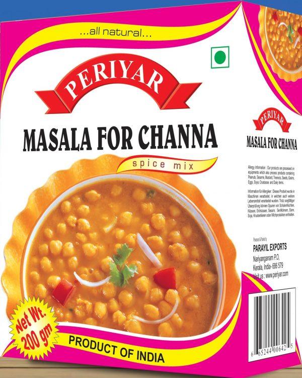 Periyar Masala for Channa