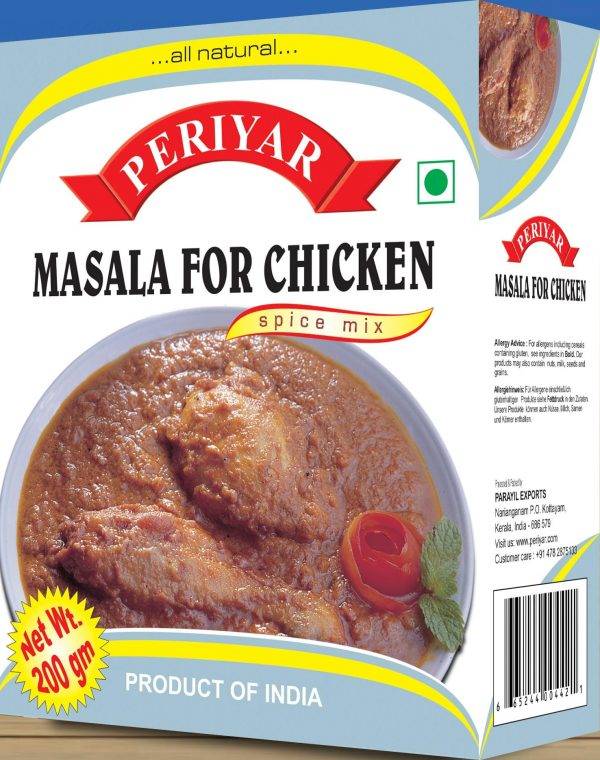 Periyar Masala for Chicken