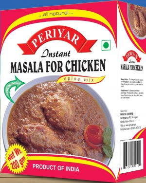 Periyar Masala for Chicken Instant