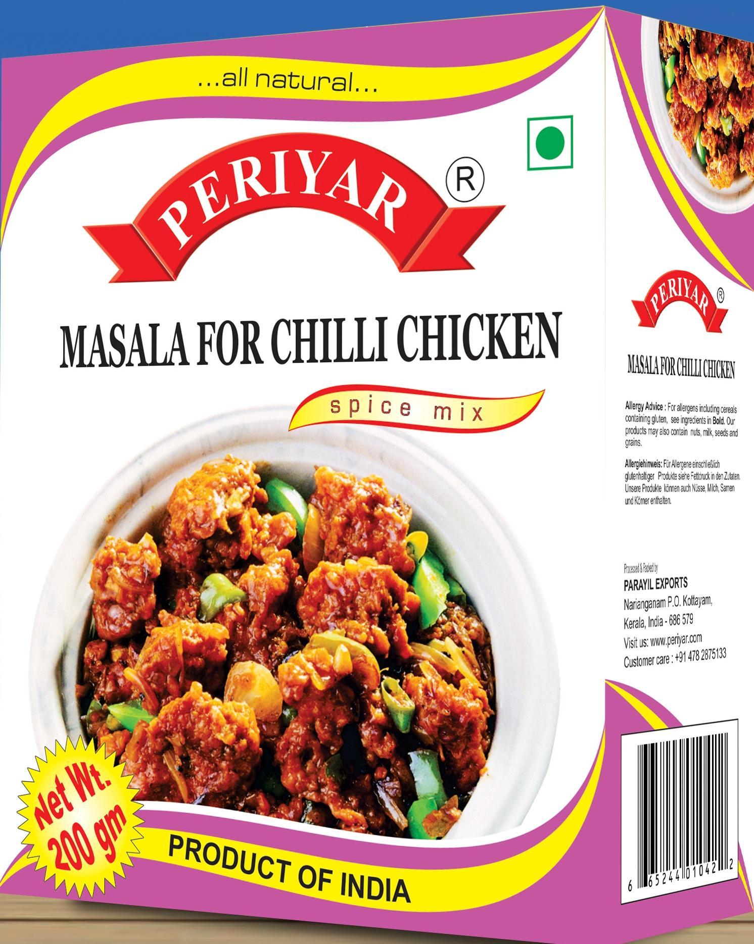 Periyar Masala for Chilli Chicken