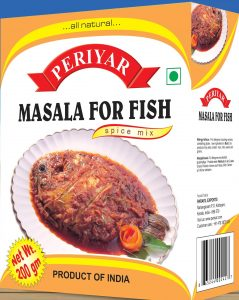 Periyar Masala for Fish