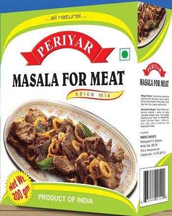 Periyar Masala for Meat