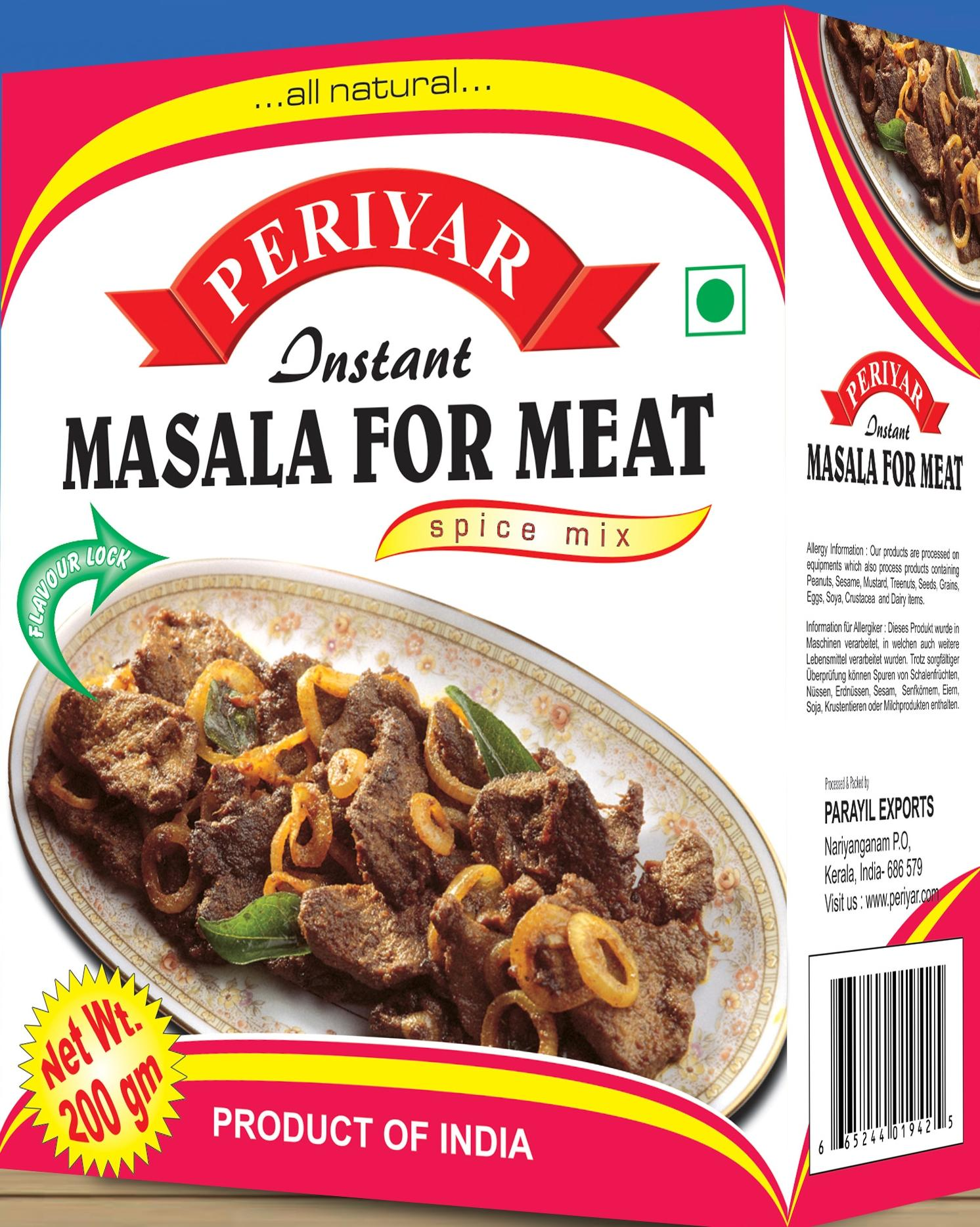 Periyar Masala for Meat Instant