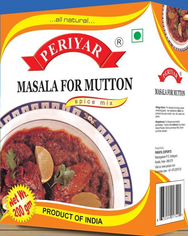 Periyar Masala for Mutton