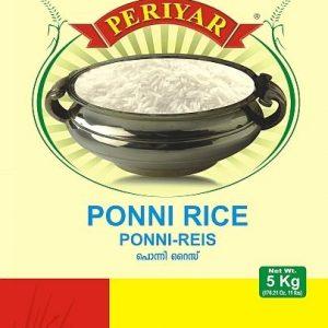 Periyar Ponni Rice