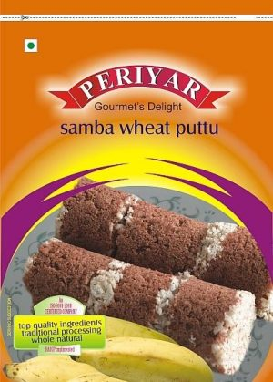 Periyar Samba Wheat Puttu Podi