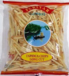 Periyar Tapioca Chips Long