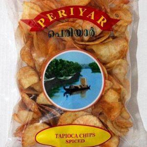 Periyar Tapioca Chips Spiced