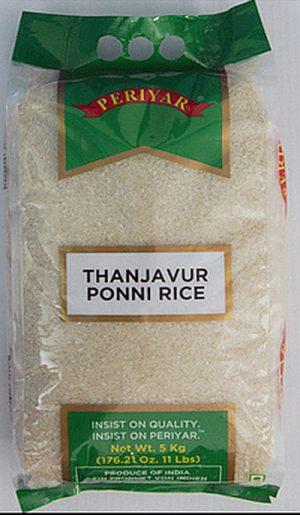 Periyar Thanjavur Ponni Rice